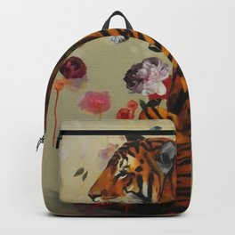 Rosey Tiger Backpack