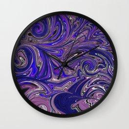 Extreme Liquid 007 Wall Clock