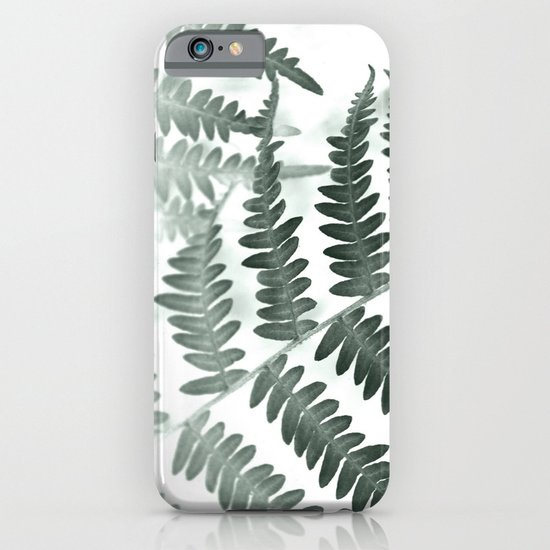 Fern Textures iPhone & iPod Case