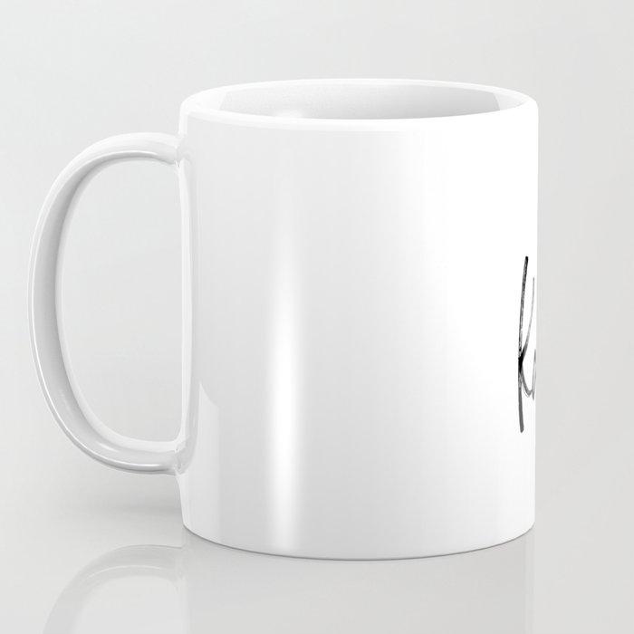 Kale Yeah Coffee Mug