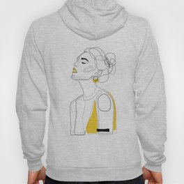 Yellow Lip Hoody