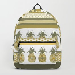 Ornate Pineapples Backpack