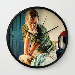The Shirt Wall Clock