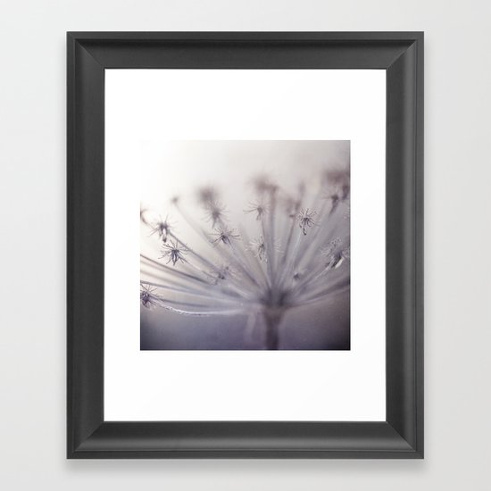 From the dreams Framed Art Print