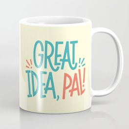 Great Idea Coffee Mug