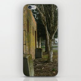 Abandoned Warehouse - Mount Vernon, WA iPhone Skin