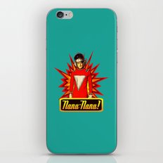 Nanu Nanu  |  Mork  |  Robin Williams Tribute iPhone & iPod Skin