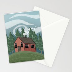 Home Is Where The Heart Is Stationery Cards