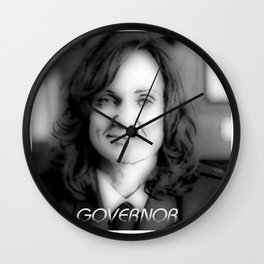 GOVERNOR Wall Clock