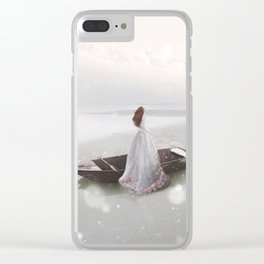 Let's discover unknown Clear iPhone Case