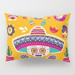 Cinco de Mayo – Scull Pillow Sham