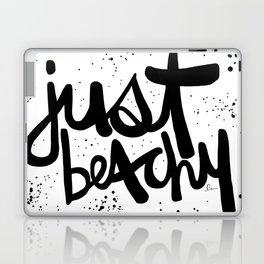 Just Beachy Laptop & iPad Skin