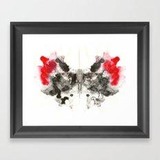 War Zone Framed Art Print