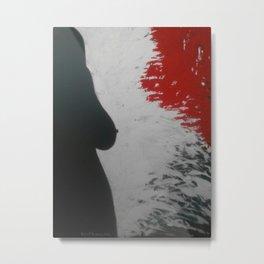 In the shadow Metal Print