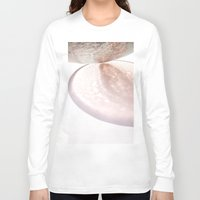shadow Long Sleeve T-shirts featuring Shadow by Yimeng Ou