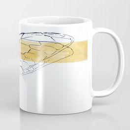 NUDEGRAFIA - 49 FLY Coffee Mug