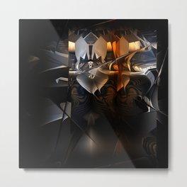 Tangier Metal Print
