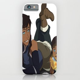 You've Grown up Korra iPhone Case