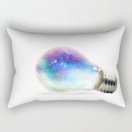 Light up your galaxy Rectangular Pillow