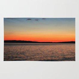 Sun Set Rug