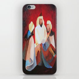 We Three Kıngs iPhone Skin