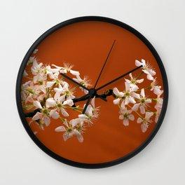 Spring bloom -2 Wall Clock