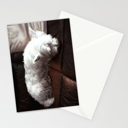 Dog Tired Stationery Cards