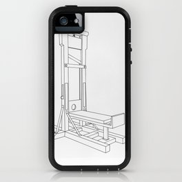 Guillotine iPhone Case