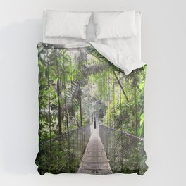 No Turning Back Comforters