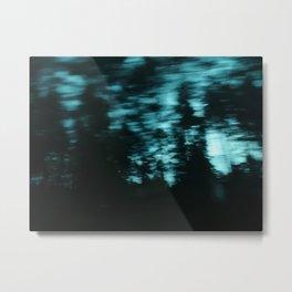 Dark Woods III Metal Print