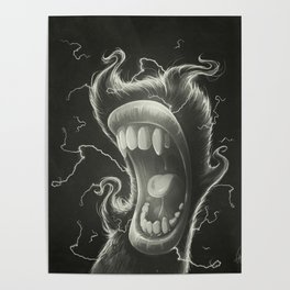Mouth Poster