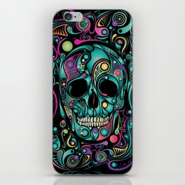 Skull Camouflage iPhone Skin