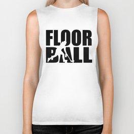Floor Ball Biker Tank