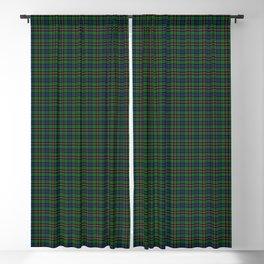 Allison Tartan Plaid Blackout Curtain