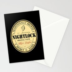 Lovely day for a Nightlock Stationery Cards