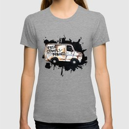 how to kidnap me: T-shirt
