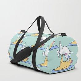 AcroYoga French Bulldog Duffle Bag