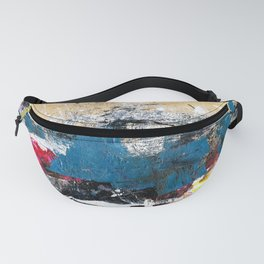 Accidental Abstraction 02 Fanny Pack