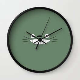 Studio Ghibli Movie Inspiration Wall Clock