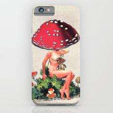 Shroom Girl iPhone 6s Slim Case