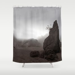 The Fower Girl Shower Curtain