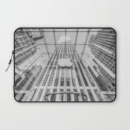 Big Apple in the Big Apple Laptop Sleeve