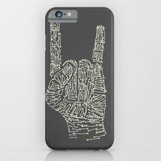 Horns Hand iPhone 6s Slim Case