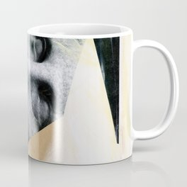 Untitled (Painted Composition 8) Coffee Mug