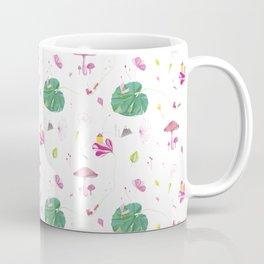 Big Green Leaf Coffee Mug