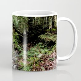 Ferns and Mosses Coffee Mug