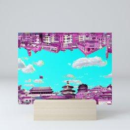 marcopolo with no echo Mini Art Print