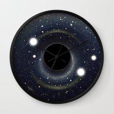 Blackhole Wall Clock