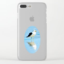 Applause Clear iPhone Case
