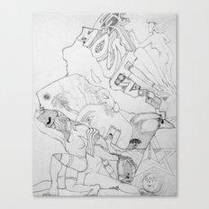 Key Canvas Print